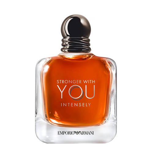 Emporio Armani Stronger with You Intensely Aftershave (Various Sizes) 100ml