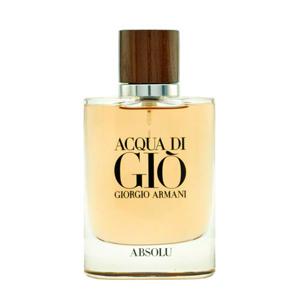 Acqua Di Gio Homme Absolu eau de parfum - 40 ml