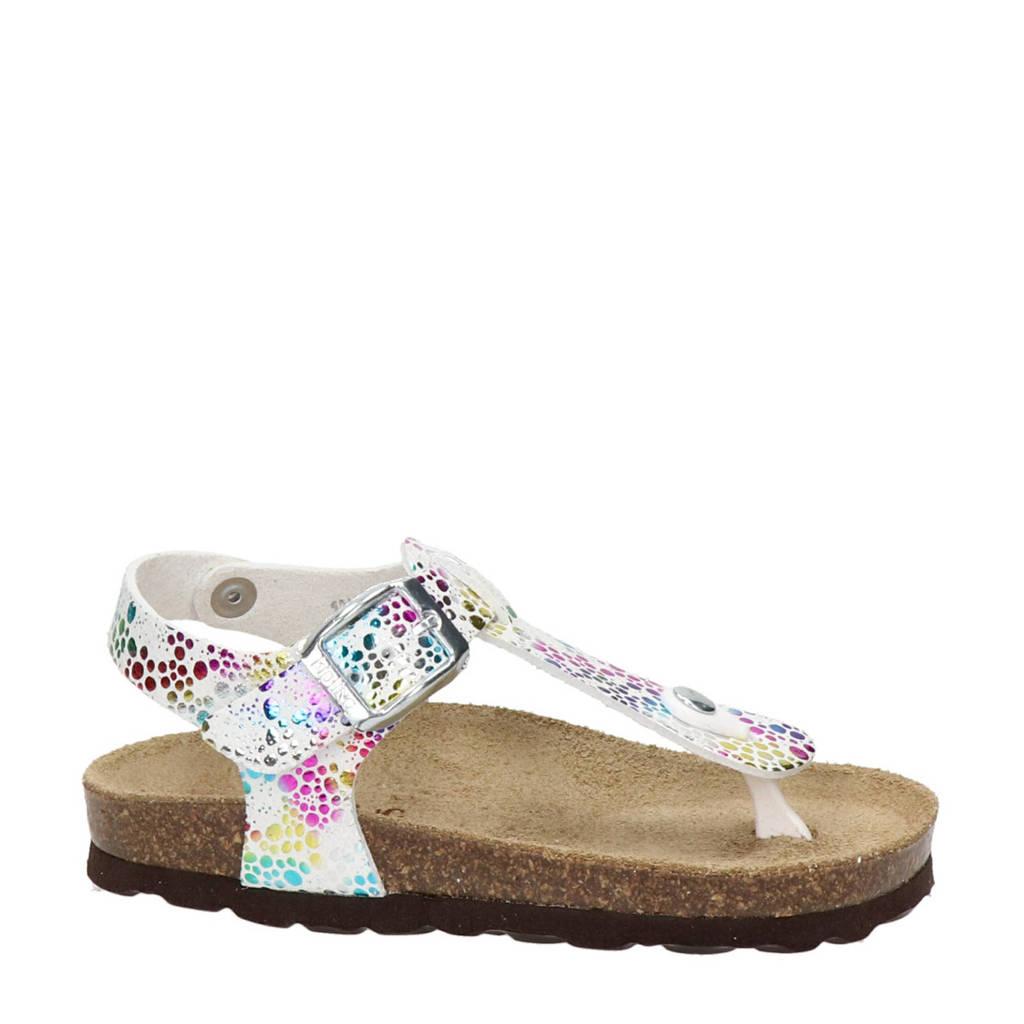 Kipling   Liesbeth sandalen metallic, wit/metallic