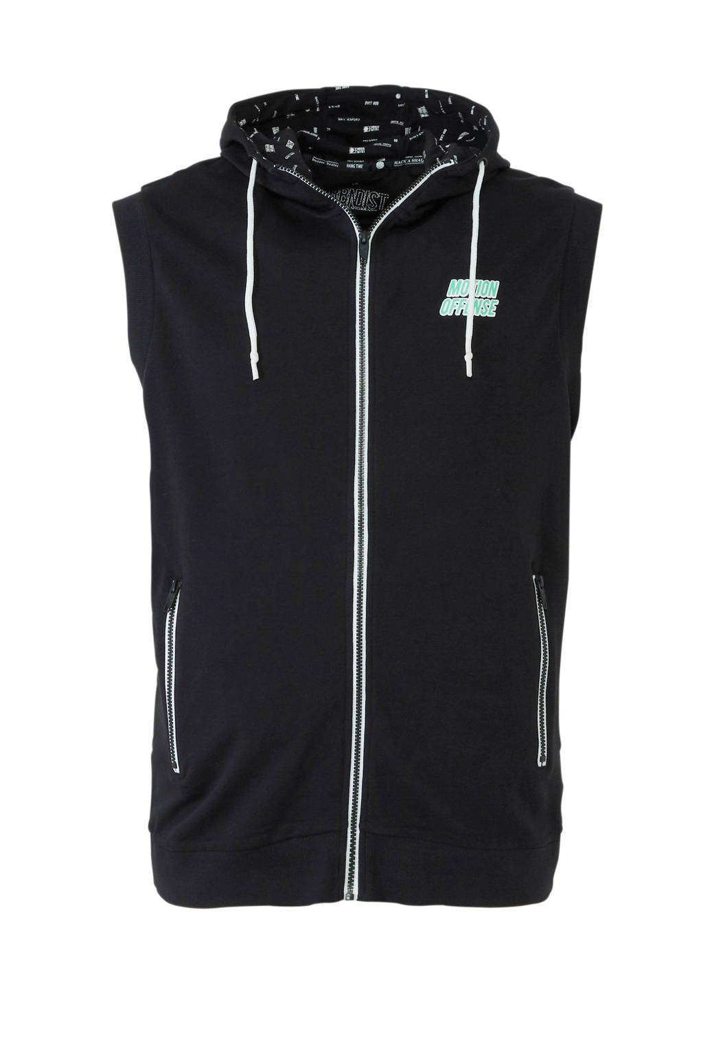 C&A XL Angelo Litrico hoodie, Zwart