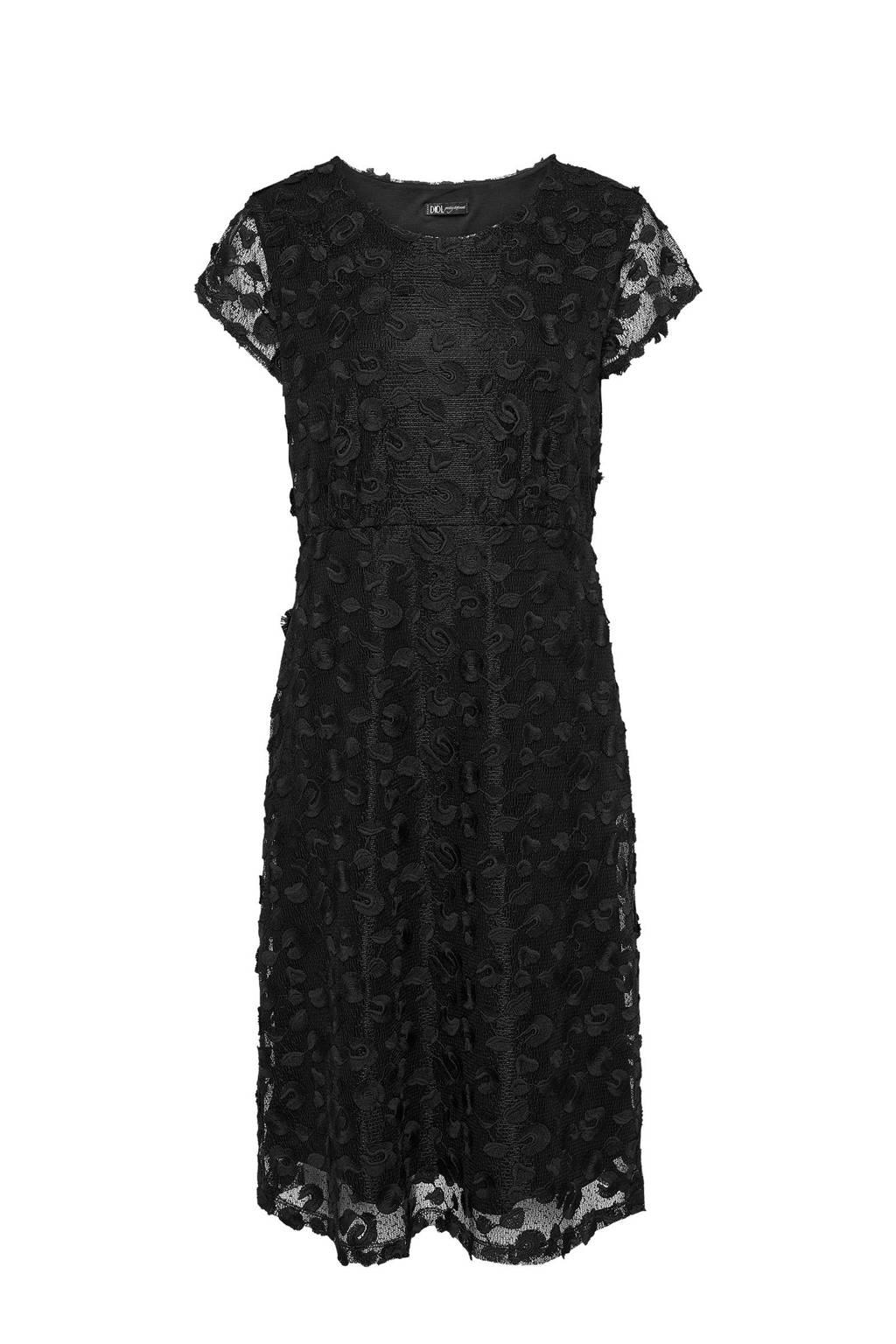 Didi kanten jurk zwart, Zwart