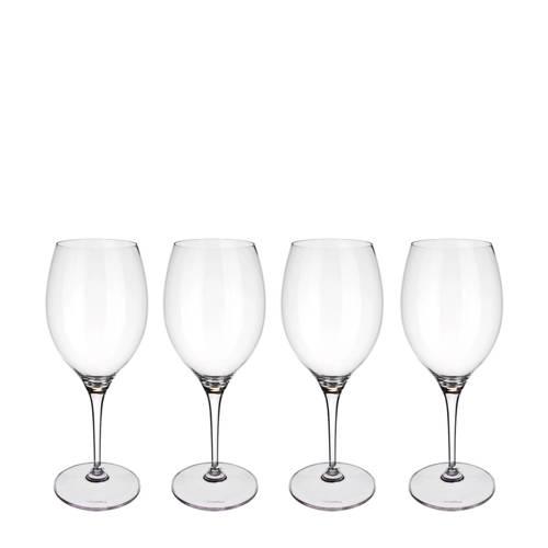 Villeroy & Boch Maxima bordeauxglas (Ø9,7 cm) (set van 4) kopen