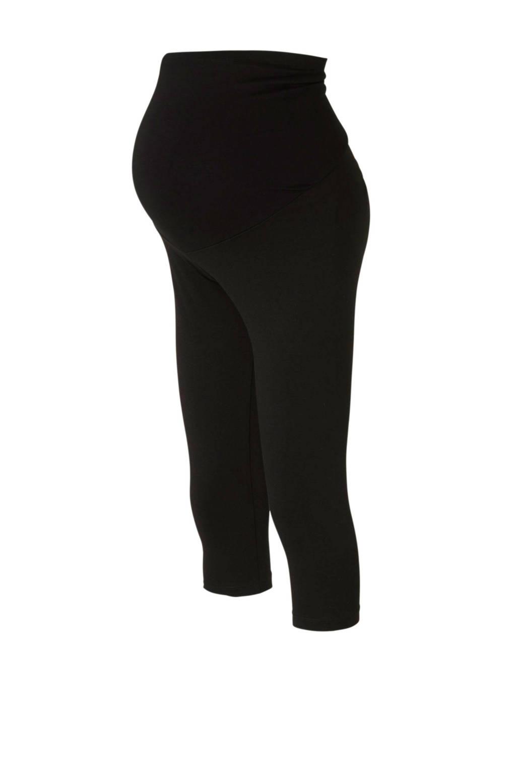 C&A Yessica zwangerschaps capri legging zwart, Zwart
