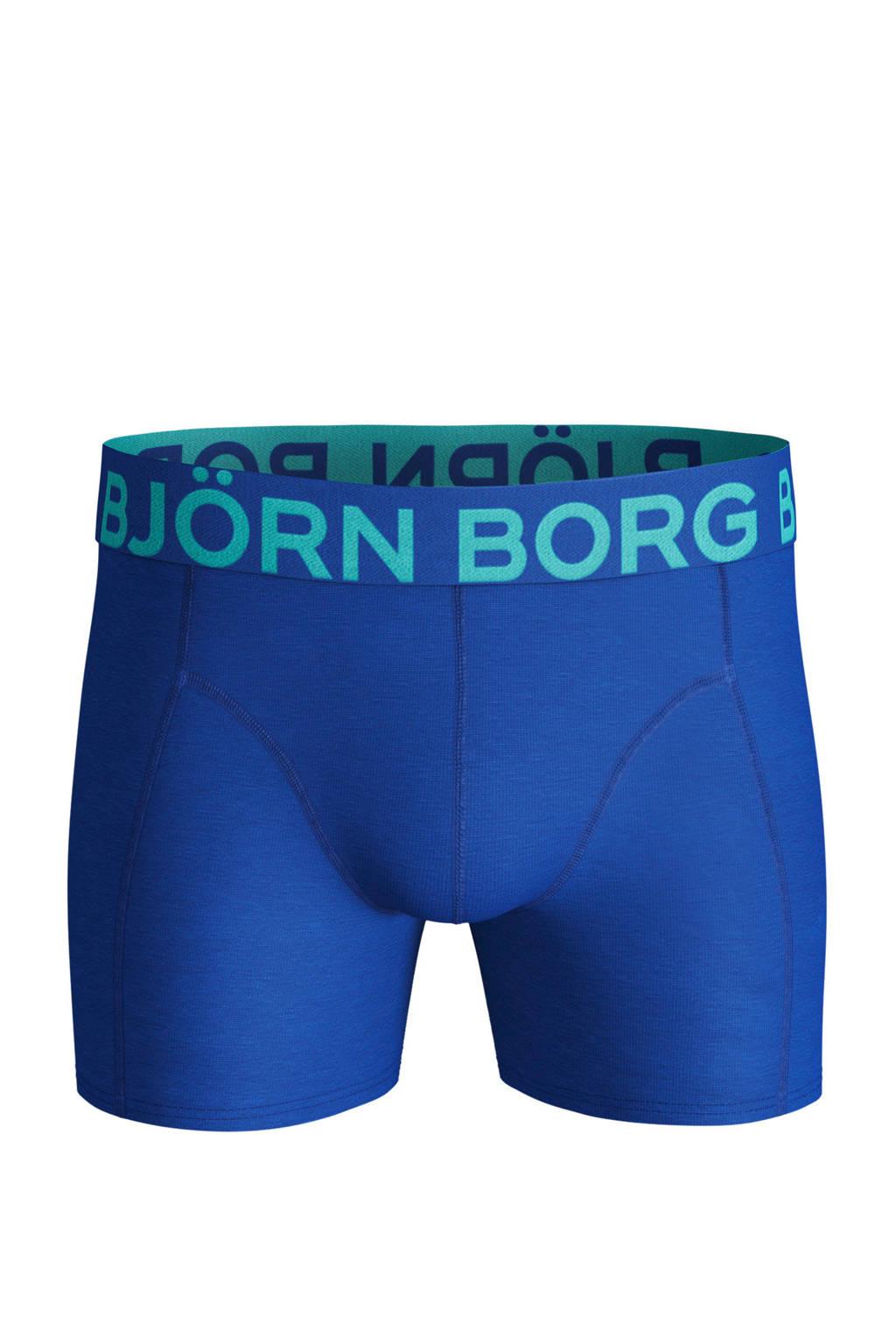 Björn Borg boxershort (set van 2), Blauw