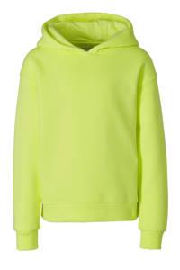 Cars hoodie Grazia neon geel, Neon geel