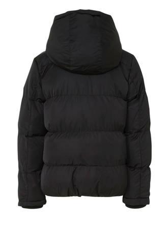 winterjas Nicolet zwart