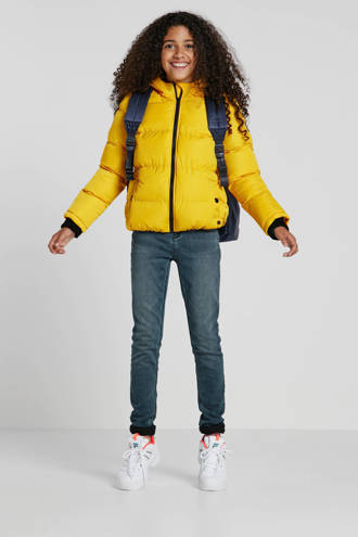 winterjas Nicolet geel