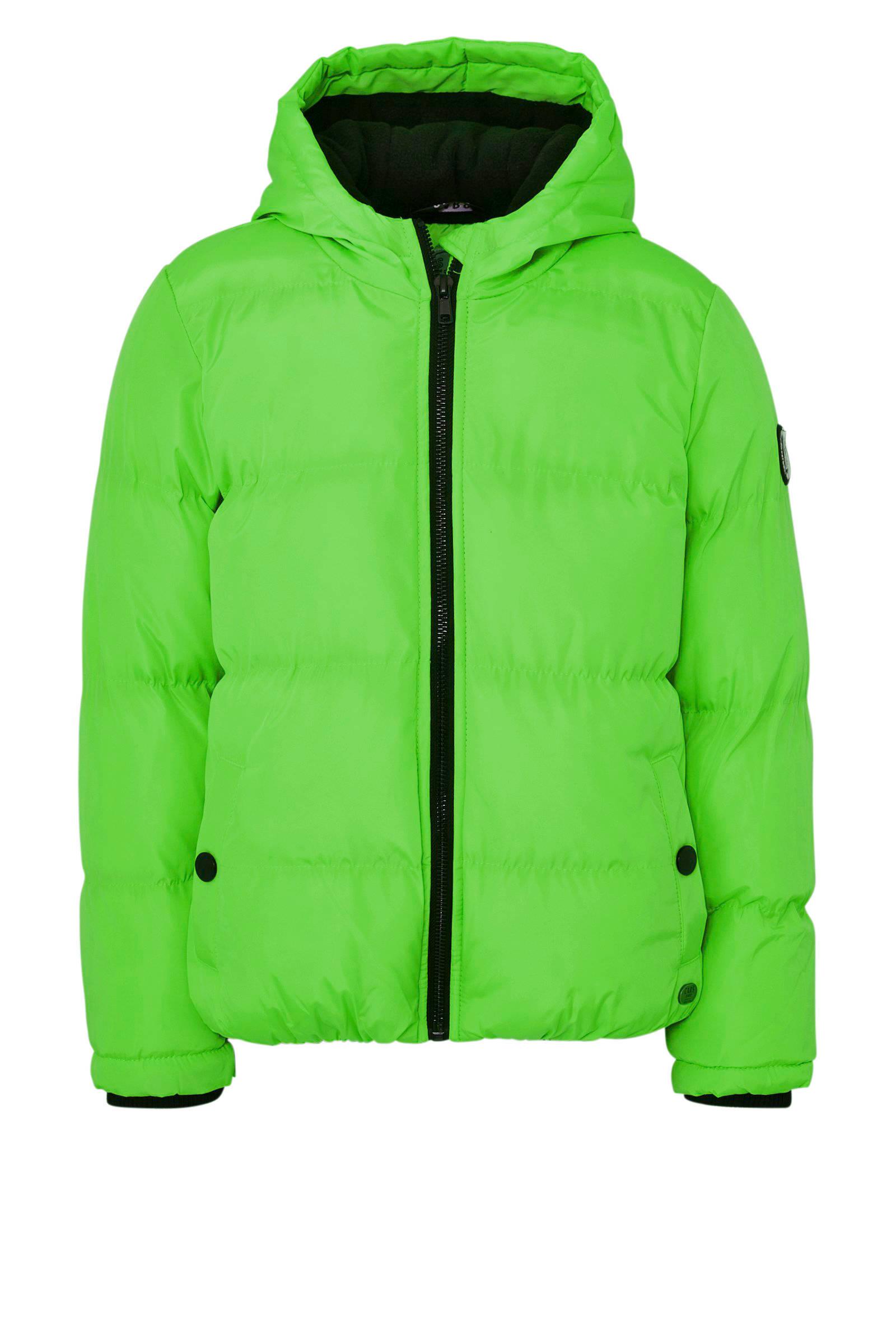 Dames jas lange mouw in groen in 2019 | Coat, Jackets, Clothes