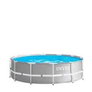 zwembad (Ø366x76 cm) met filterpomp