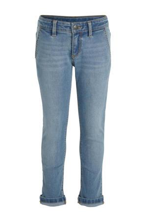 skinny jeans Alfonso Worker lichtblauw