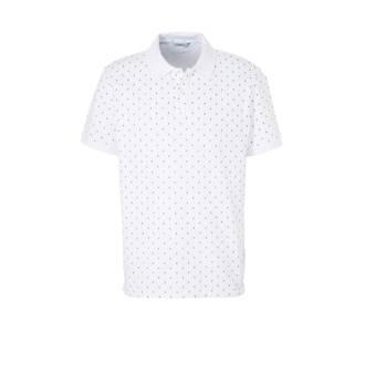 The Basics T-shirt met all over print