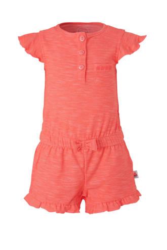 Baby Club jumpsuit felroze