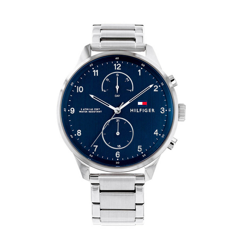 Tommy Hilfiger horloge TH1791575, Zilverkleurig