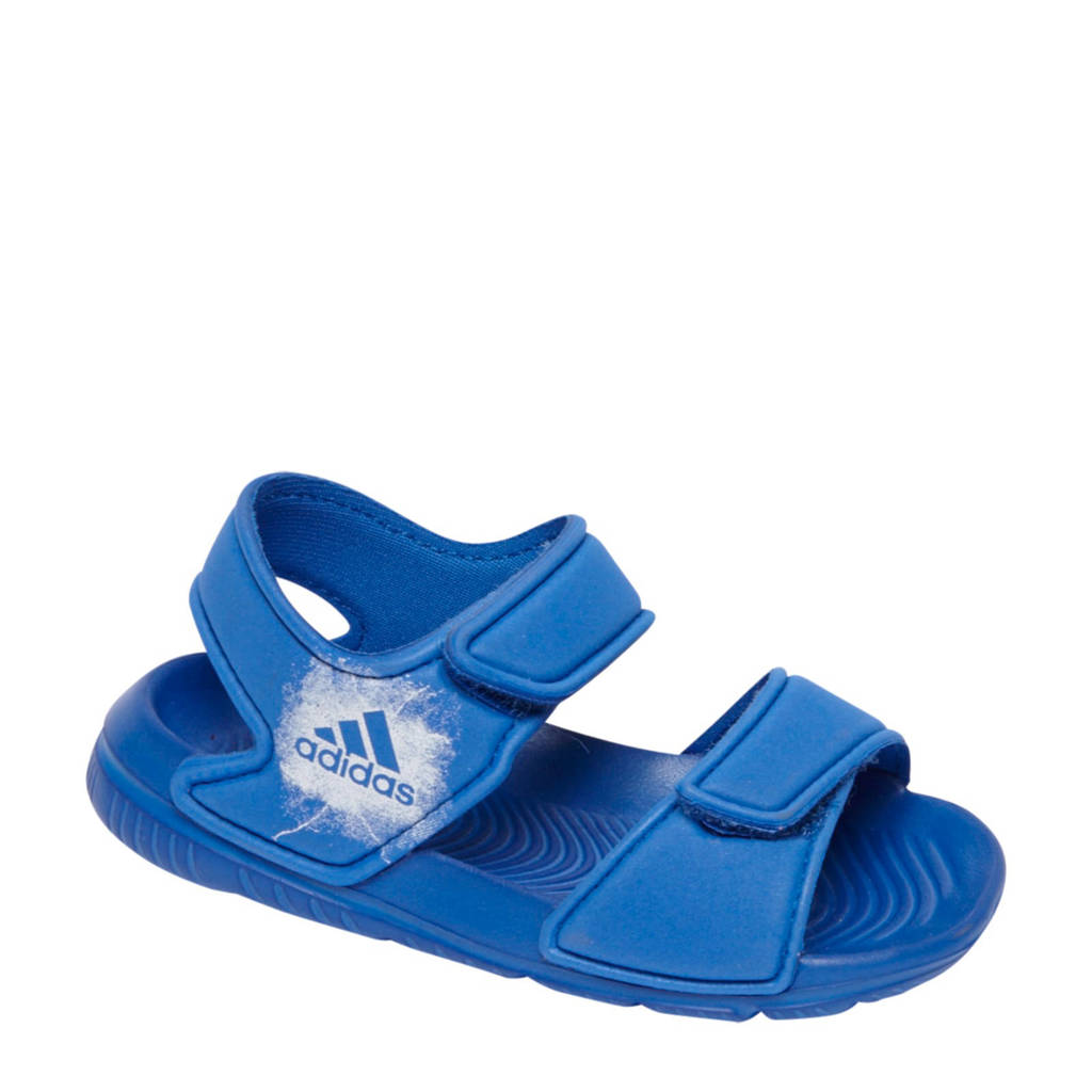 adidas   Altaswim watersandalen kobaltblauw kids, Kobaltblauw