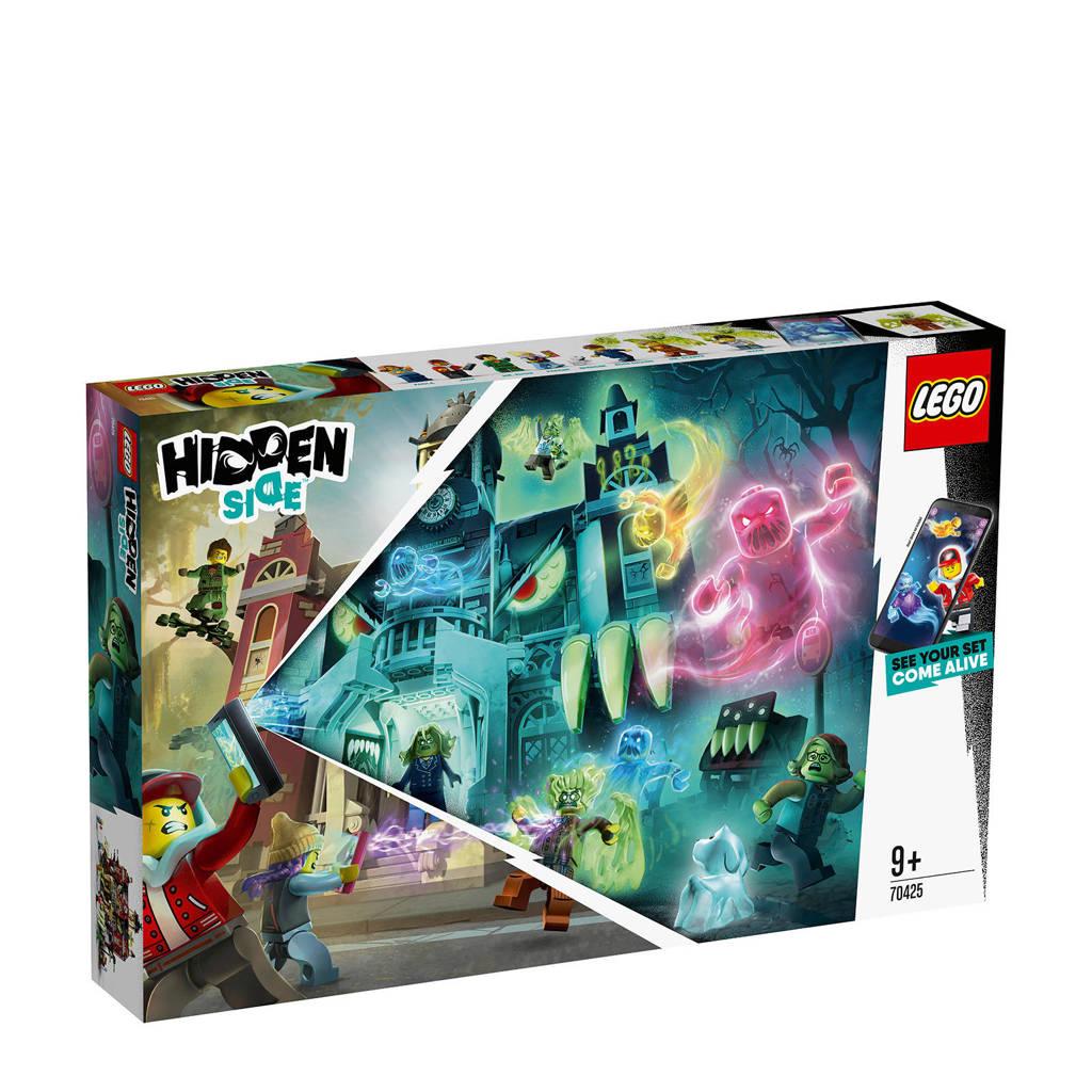 LEGO Hidden Side De Newbury Spookschool 70425