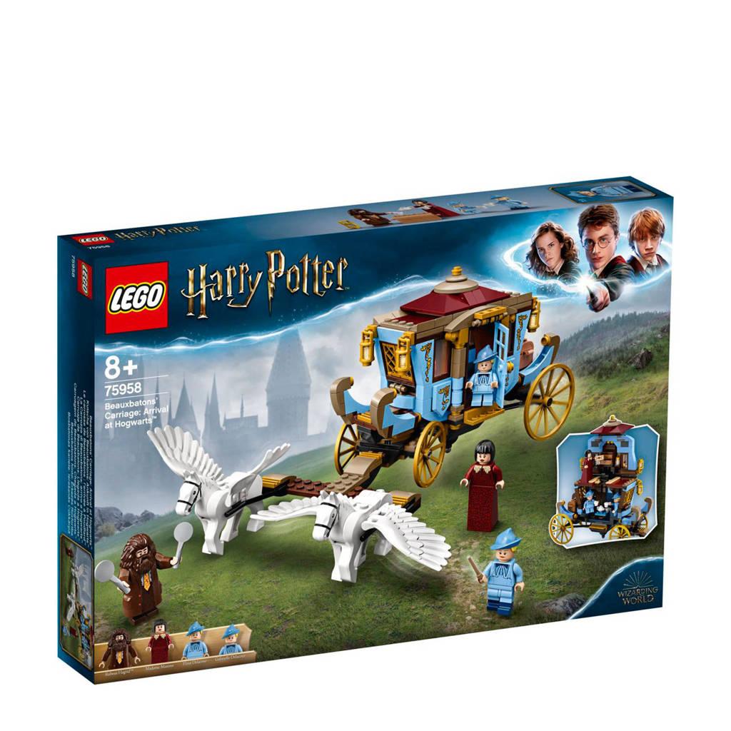 LEGO Harry Potter  De Koets van Beauxbatons 75958