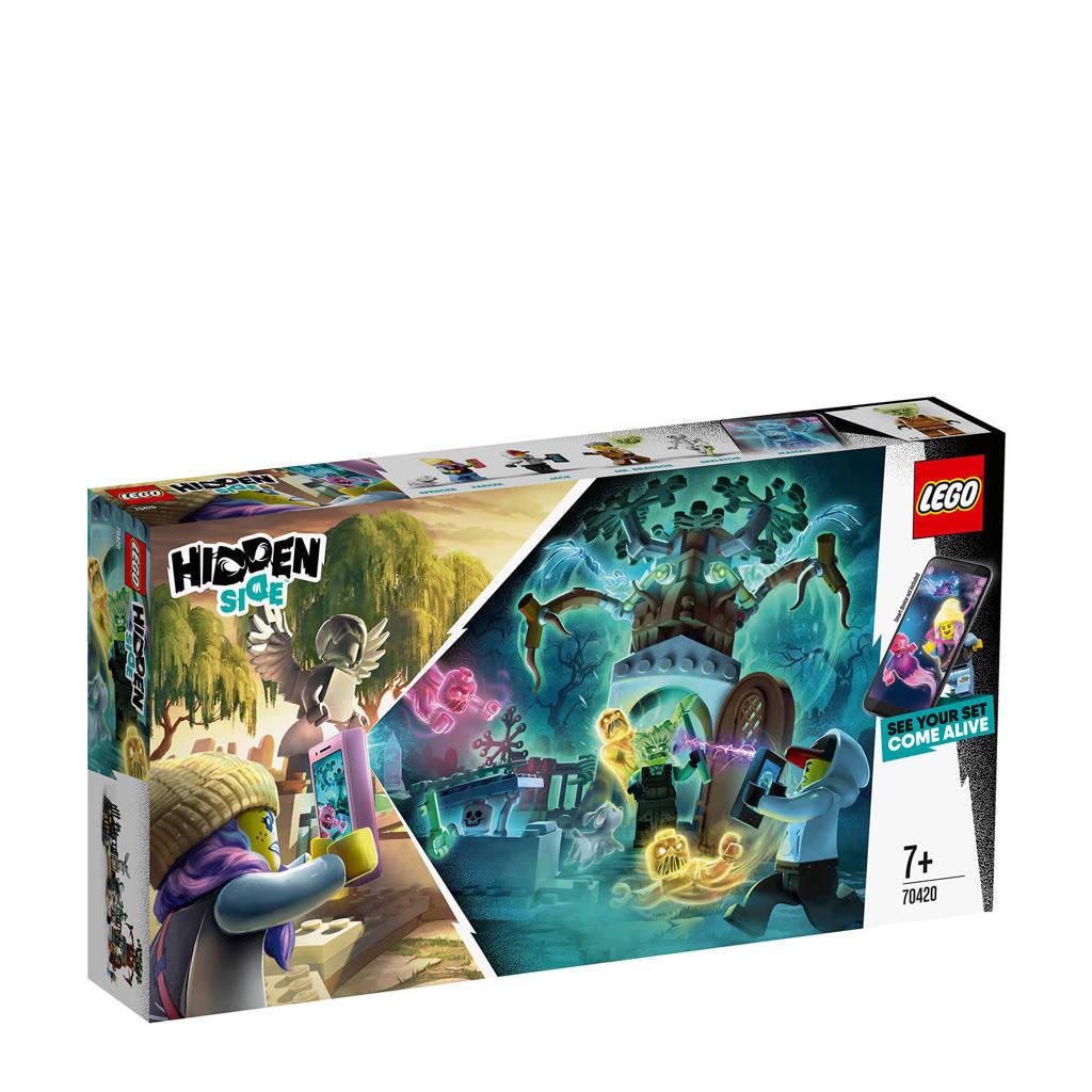 LEGO Hidden Side Kerkhofmysterie 70420