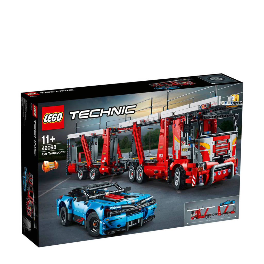 LEGO Technic autotransportvoertuig 42098