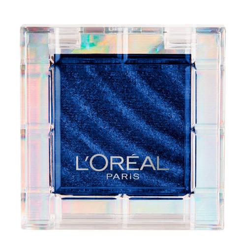 L'Oréal Paris Color Queen Oilshadow Mono Palettes - 30 Sky-High Blauw