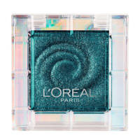 L'Oréal Paris Color Queen Oilshadow Mono Palettes - 39 Iconic Blauwgroen