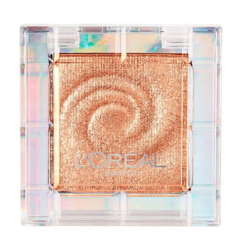 L'Oréal Paris Color Queen Oilshadow Mono Palettes - 33 Extra Goud