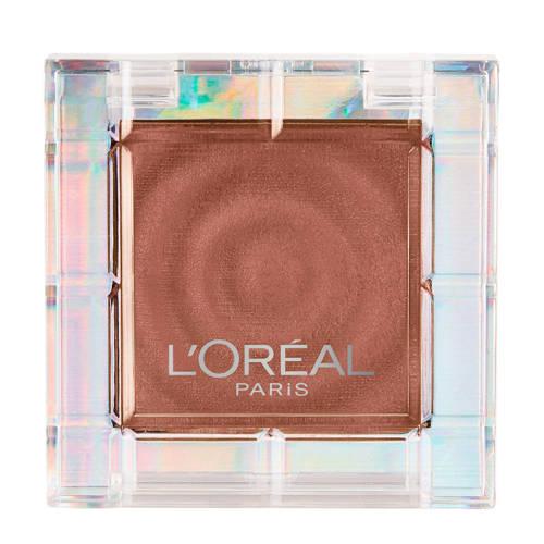 L'Oréal Paris Colour Queen Oilshadow Mono Palettes - 02 Force Warm Beige
