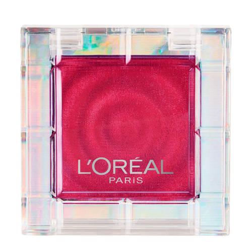 L'Oréal Paris Color Queen Oilshadow Mono Pallettes - 05 Ruler Rood/Roze