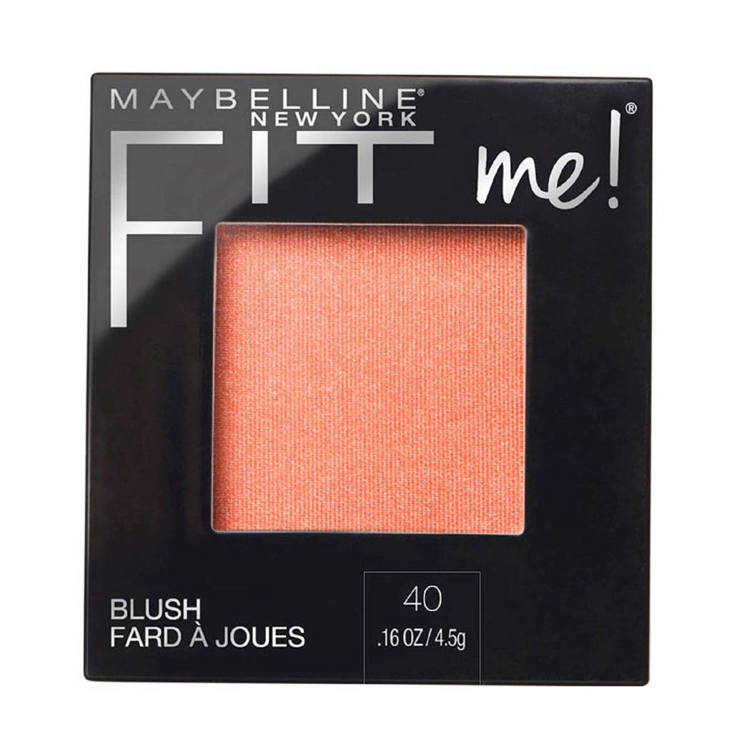 Maybelline New York Fit Me Blush - 40 Peach