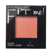 Maybelline New York Fit Me Blush 15 Nude - blush
