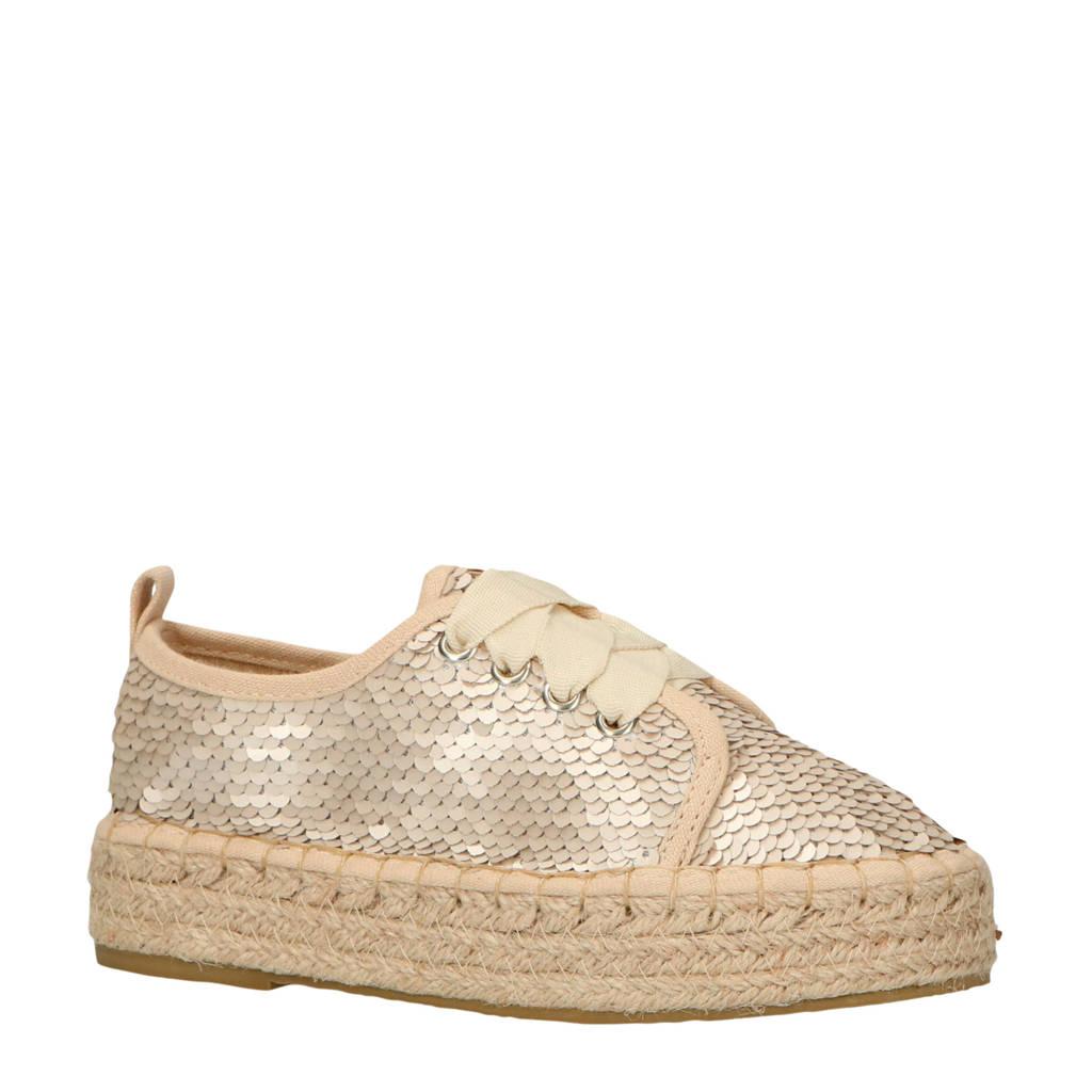 River Island   espadrilles sneakers beige, Beige