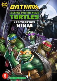 Batman + Teenage mutant turtles (DVD)