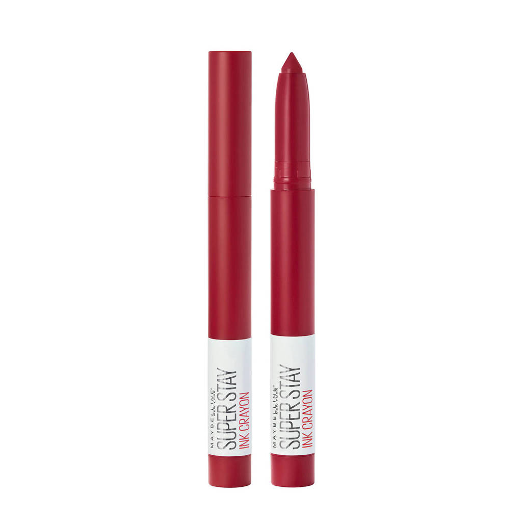 Maybelline New York Superstay Ink Crayon lippenstift - 50 Own Your Empire