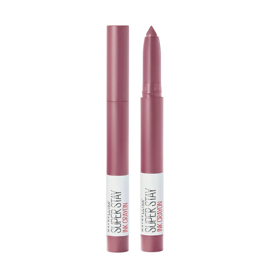Maybelline New York Superstay Ink Crayons lippenstift - 25 Stay Exceptional