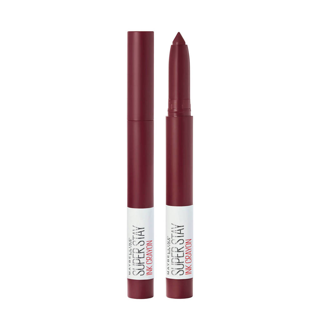 Maybelline New York Superstay Ink Crayon lippenstift - 65 Settle For More