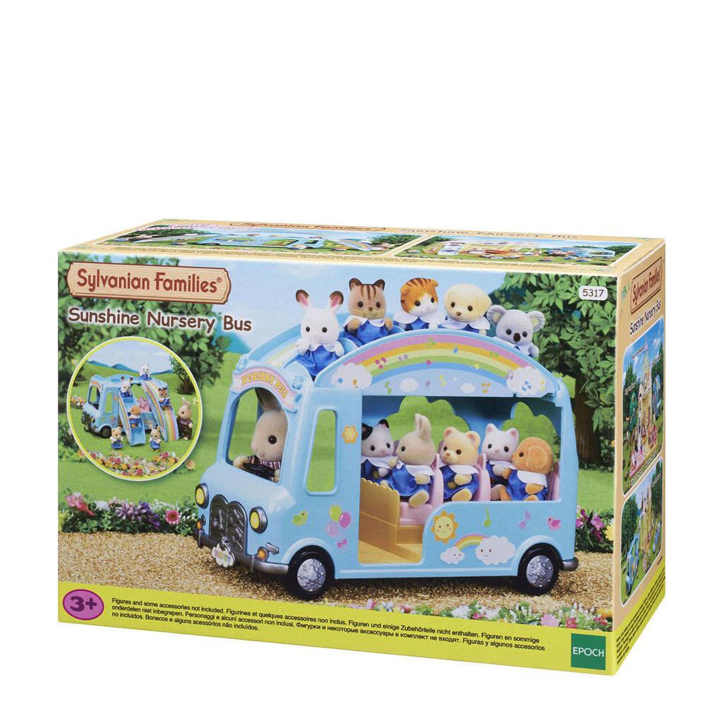 Sylvanian Families  Regenboog babybus 5317
