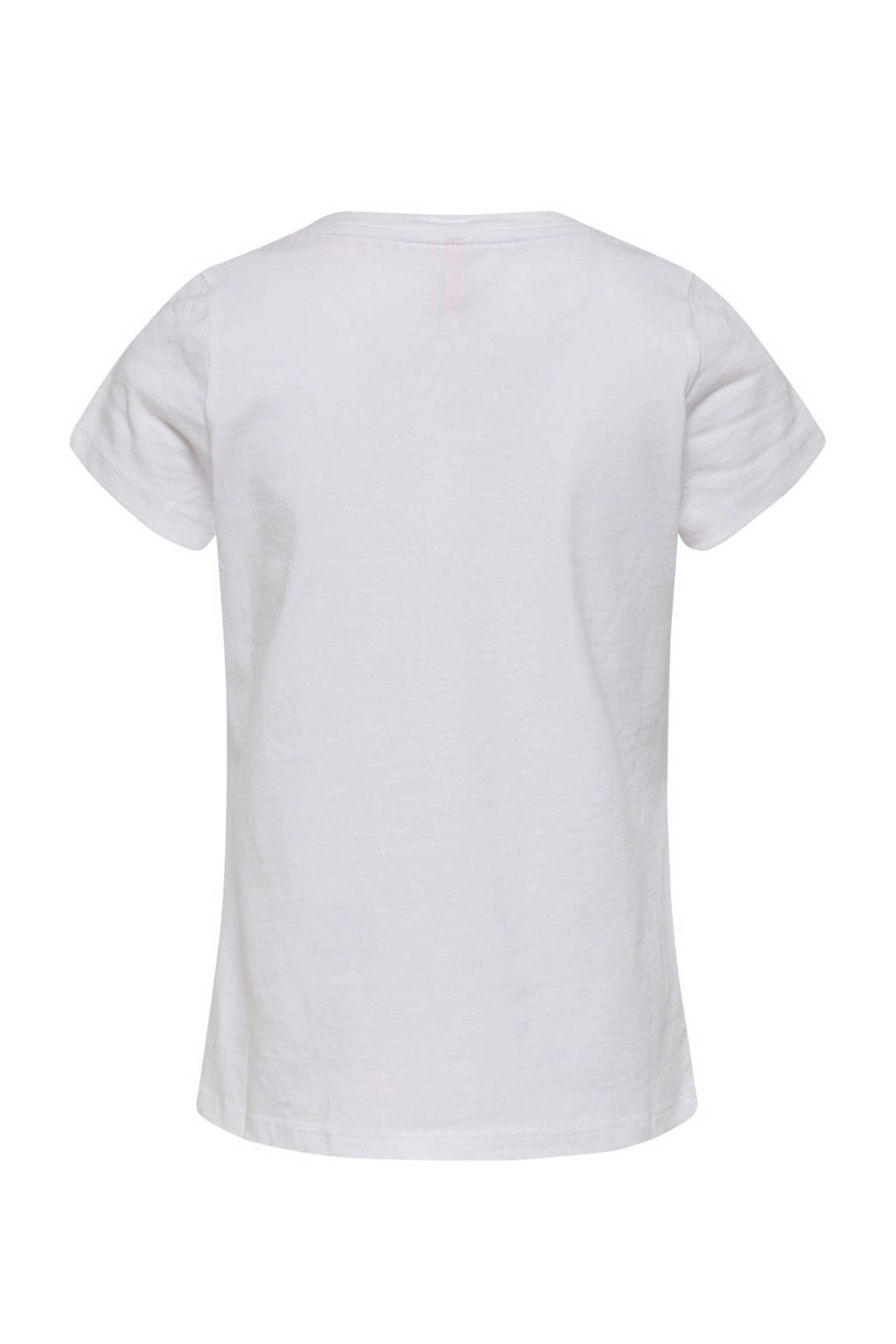 KIDS ONLY T-shirt Moods wit, Bright White