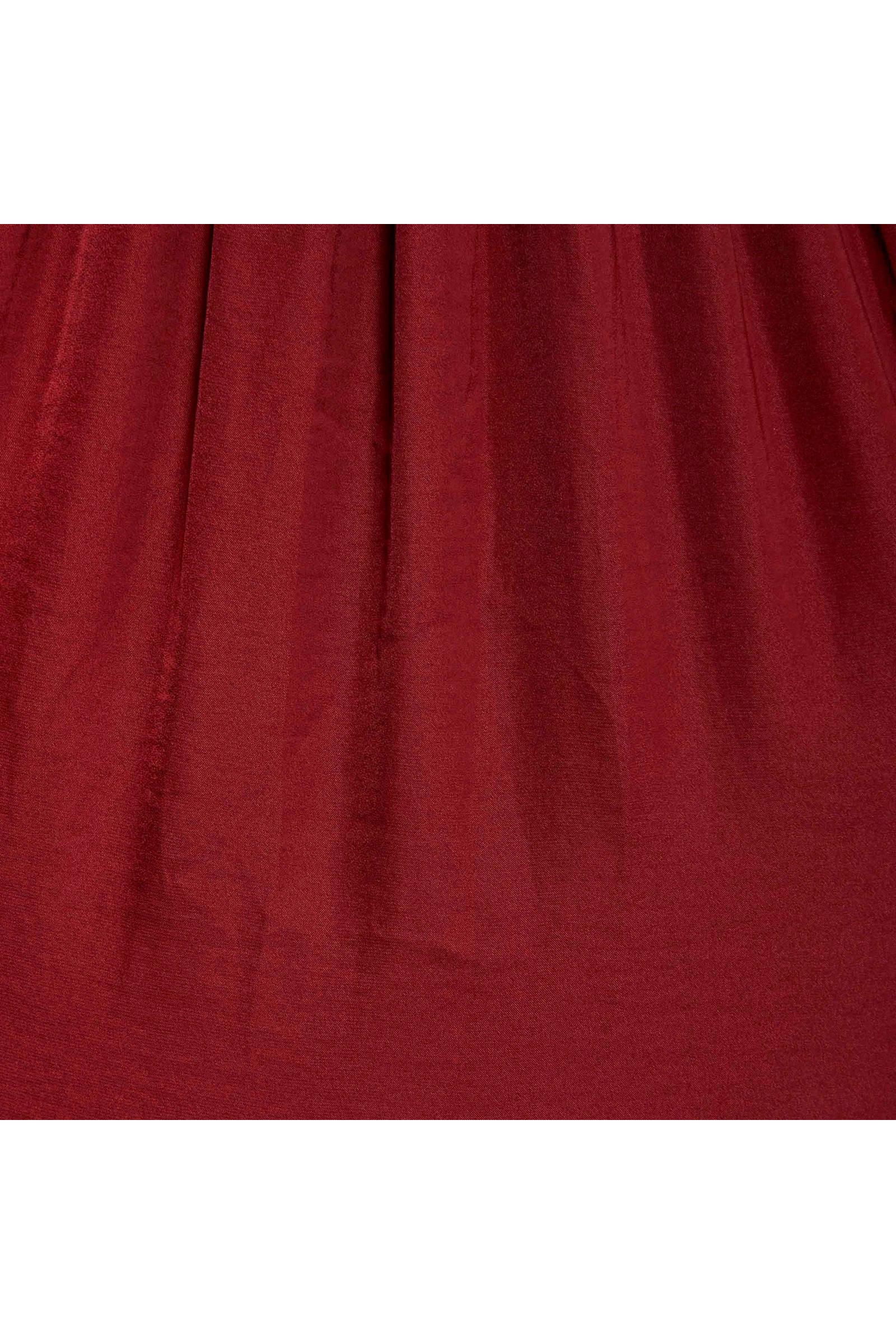 971718fcfc0b33 Morgan maxi jurk bordeaux