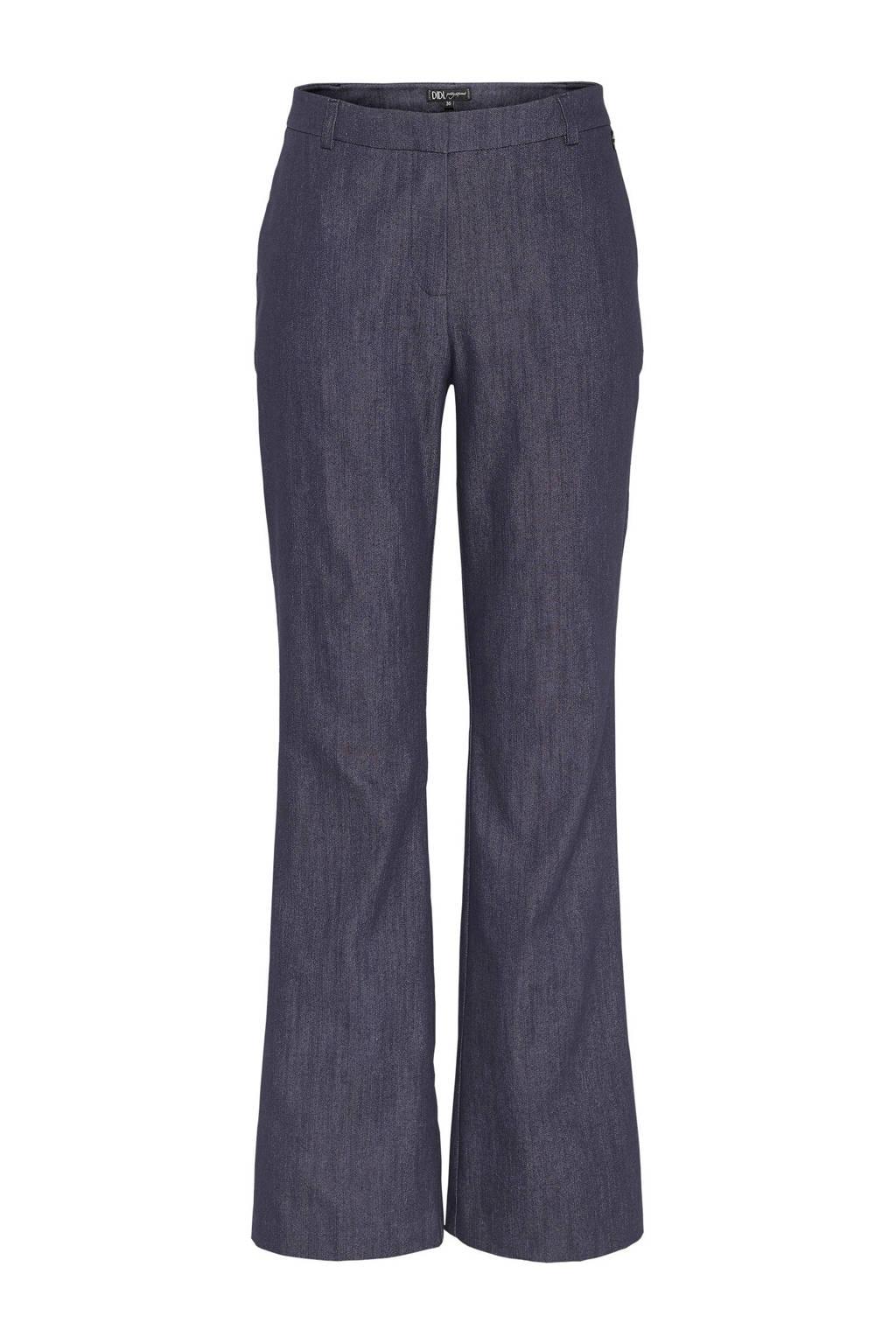 Didi high waist flared jeans, Dark denim