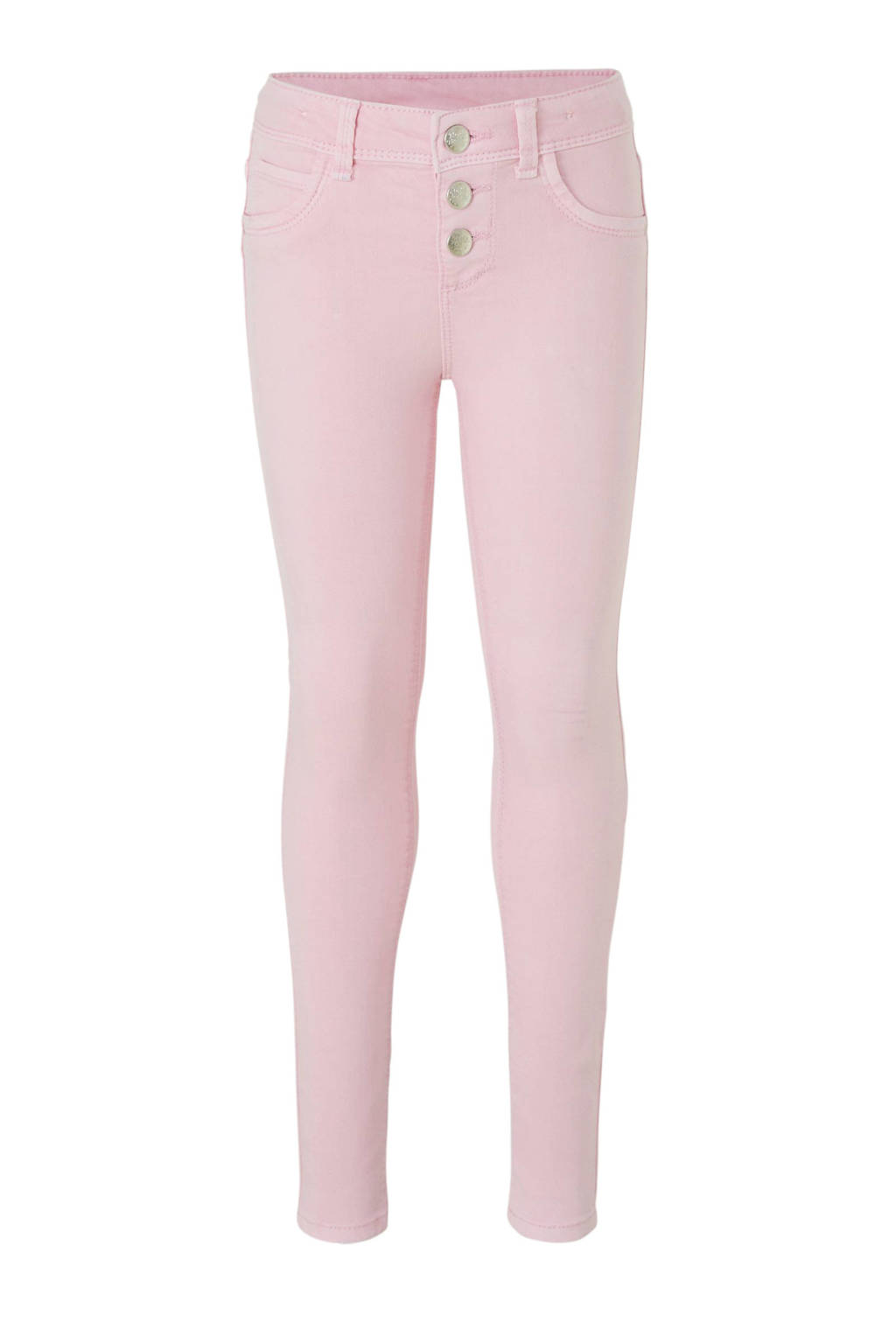 C&A Here & There skinny fit tregging roze, Roze