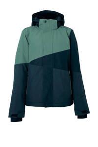 Brunotti ski-jack Idaho grijs/groen, Grijs/groen