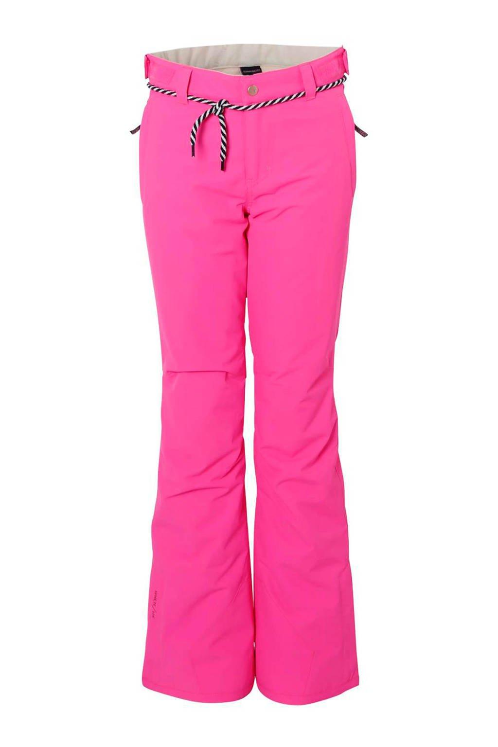 Brunotti skibroek Sunleaf neon roze, Neon roze