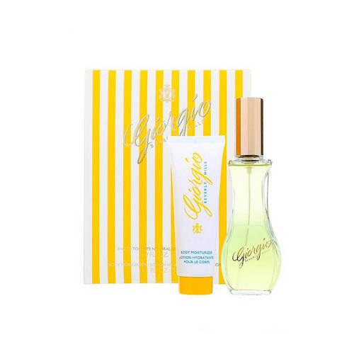 Giorgio Beverly Hills Yellow geschenkset 140 ml