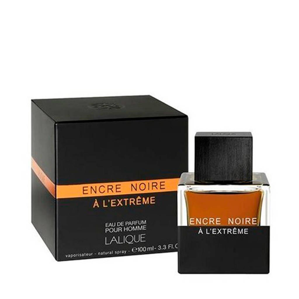 Lalique Encre Noire A L'E Treme Men eau de parfum - 100 ml