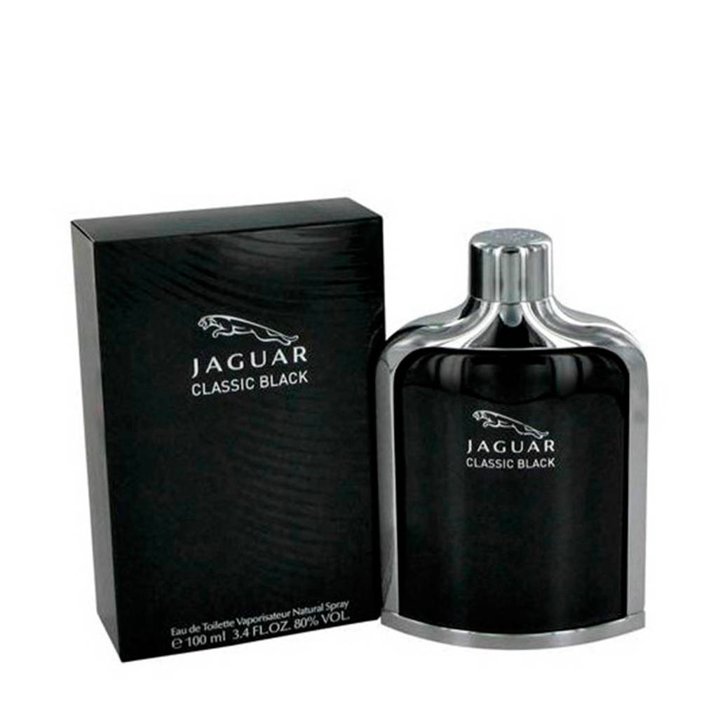 Jaguar Black eau de toilette - 100 ml