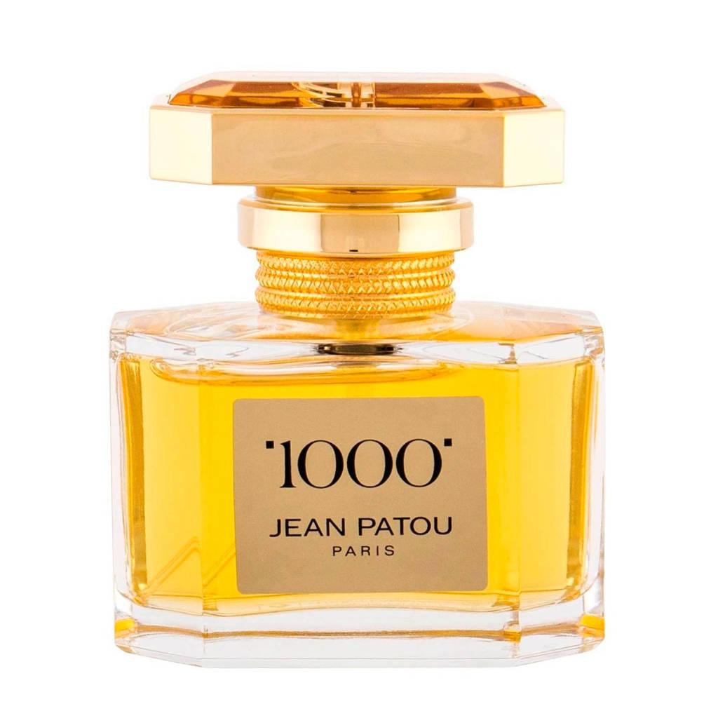Jean Patou 1.000 eau de parfum - 30 ml
