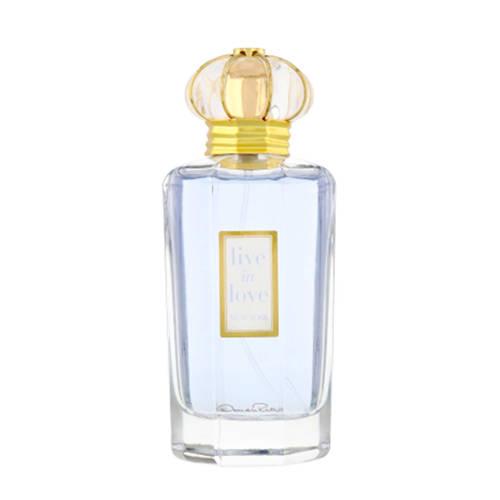 Oscar de la Renta Live In Love New York eau de parfum 100 ml