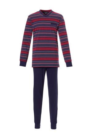 pyjama marine/rood