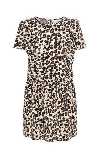 MINI jurk Fleo met panterprint