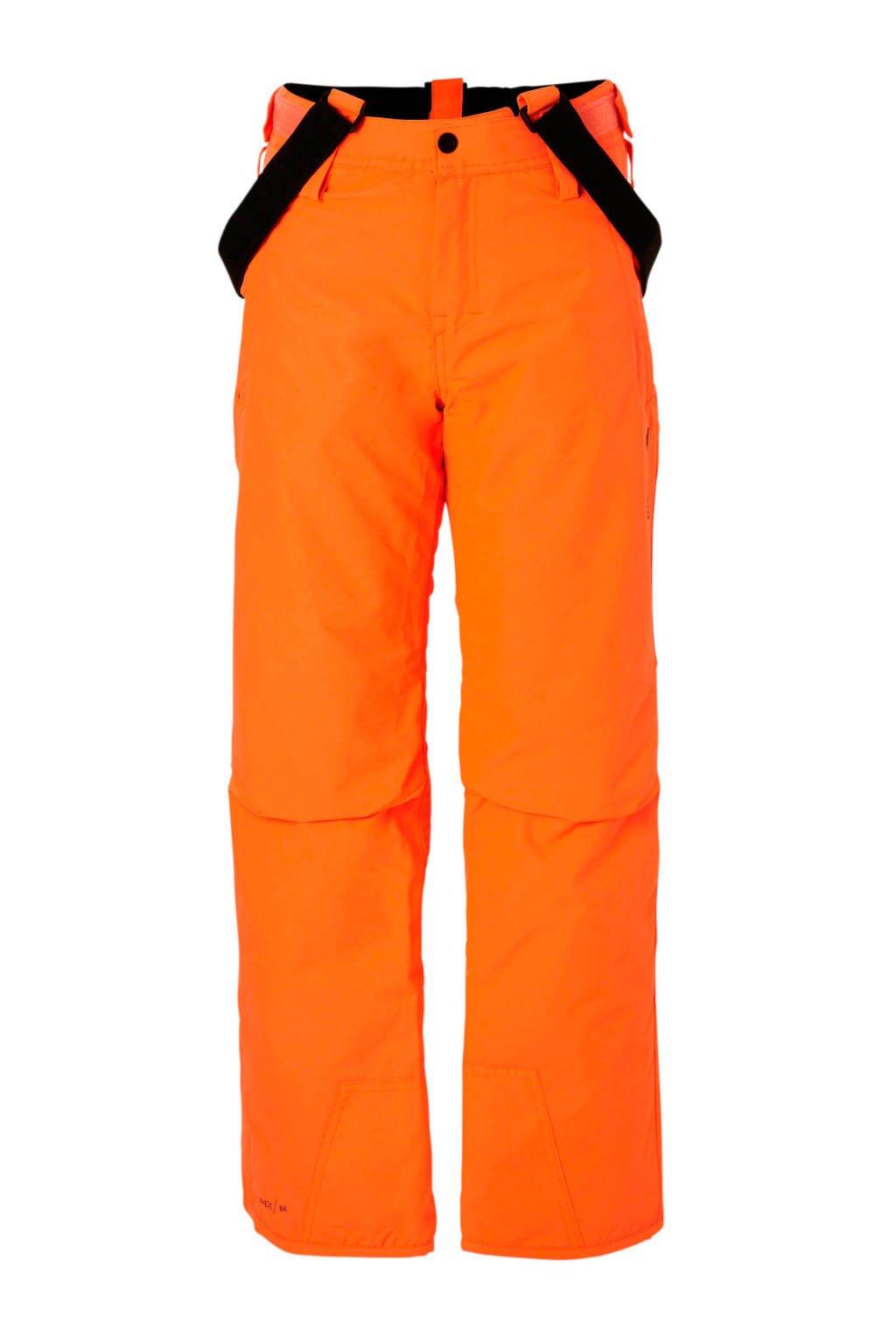 Brunotti skibroek Footstrap oranje, Oranje
