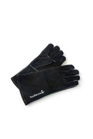 barbecue handschoenen nubuck